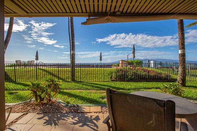 3695 Lower Honoapiilani Rd #118, Lahaina, HI 96761 (MLS #389304) :: LUVA Real Estate