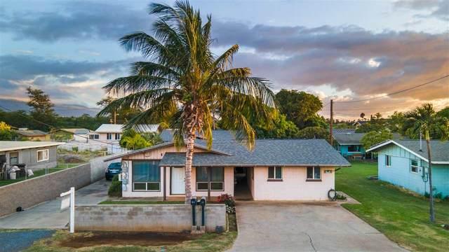 54 Eleu Pl, Kihei, HI 96753 (MLS #389368) :: Hawai'i Life