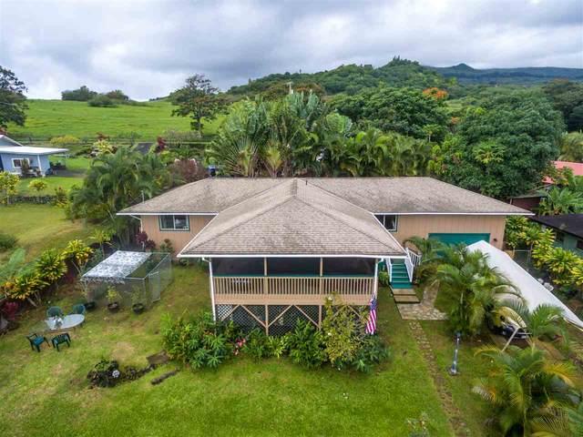 33 Noenoe Pl, Hana, HI 96713 (MLS #389374) :: 'Ohana Real Estate Team
