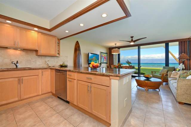 3543 Lower Honoapiilani Rd F105, Lahaina, HI 96761 (MLS #389403) :: Maui Estates Group