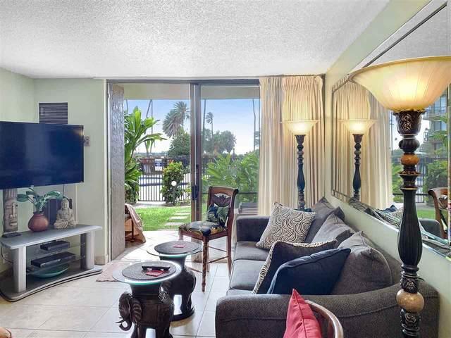 938 S Kihei Rd #109, Kihei, HI 96753 (MLS #389417) :: 'Ohana Real Estate Team