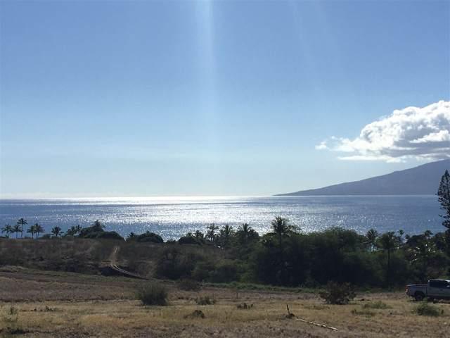 364 Anapuni Loop Lanikeha Lot 41, Lahaina, HI 96761 (MLS #389454) :: Maui Estates Group