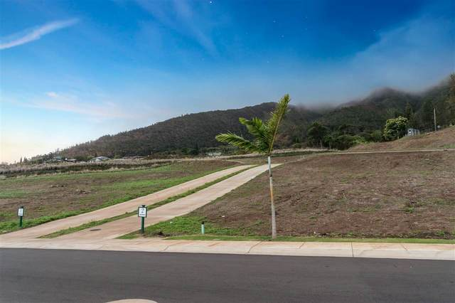 153 S La`Ikeha Pl #2, Wailuku, HI 96793 (MLS #389456) :: Coldwell Banker Island Properties