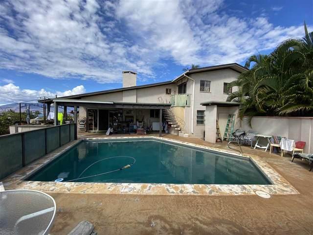 502 Kupulau Dr, Kihei, HI 96753 (MLS #389532) :: 'Ohana Real Estate Team