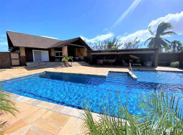 133 Kaula Ili Way, Maunaloa, HI 96770 (MLS #389704) :: 'Ohana Real Estate Team