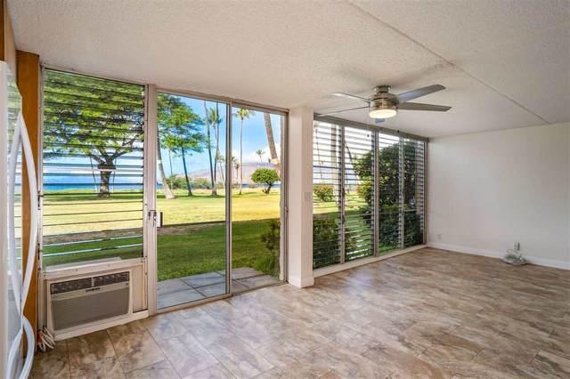 1002 S Kihei Rd #113, Kihei, HI 96753 (MLS #389720) :: Maui Lifestyle Real Estate | Corcoran Pacific Properties