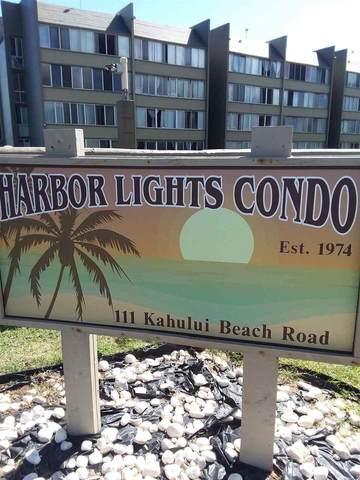 111 Kahului Beach Rd #228, Kahului, HI 96732 (MLS #389778) :: Steven Moody