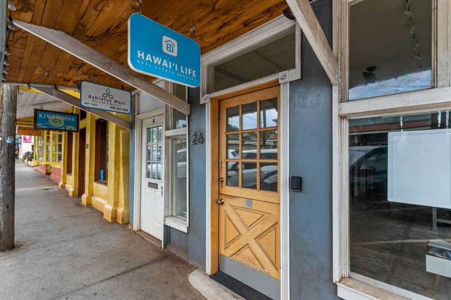 26 Baldwin Ave, Paia, HI 96779 (MLS #389839) :: LUVA Real Estate