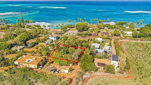 14 Kulani Pl, Paia, HI 96779 (MLS #389874) :: LUVA Real Estate