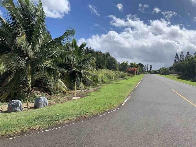 652 Luakalae Pl, Wailuku, HI 96793 (MLS #389884) :: Corcoran Pacific Properties