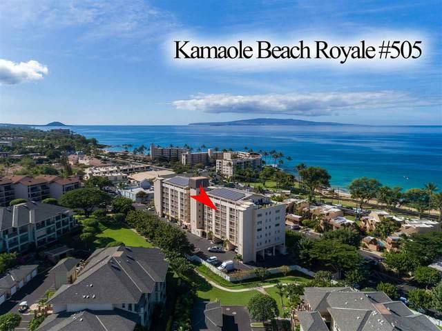 2385 S Kihei Rd #505, Kihei, HI 96753 (MLS #389933) :: 'Ohana Real Estate Team