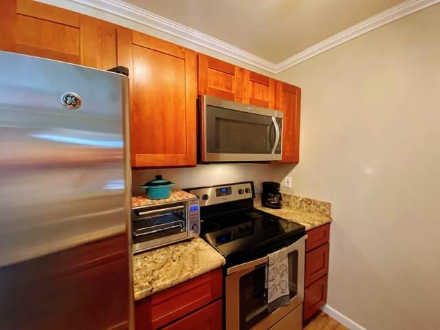 480 Kenolio Rd 12-201, Kihei, HI 96753 (MLS #389971) :: LUVA Real Estate