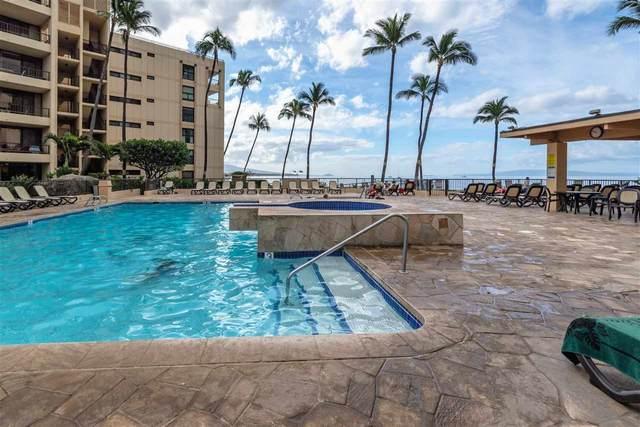 145 N Kihei Rd #206, Kihei, HI 96753 (MLS #390010) :: 'Ohana Real Estate Team