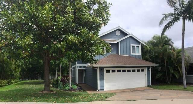 45 Hoowehi Pl, Kahului, HI 96732 (MLS #390025) :: Maui Lifestyle Real Estate   Corcoran Pacific Properties