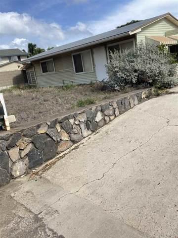 535 Maalo St, Kahului, HI 96732 (MLS #390058) :: 'Ohana Real Estate Team