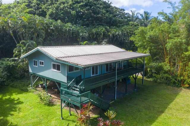 143 Alalele Pl, Hana, HI 96713 (MLS #390069) :: Coldwell Banker Island Properties