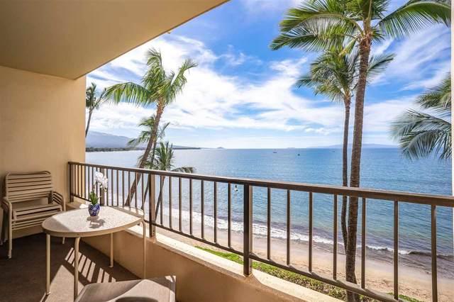145 N Kihei Rd #534, Kihei, HI 96753 (MLS #390070) :: Maui Estates Group
