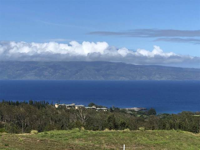 766 Laulama Pl Lot 40, Lahaina, HI 96761 (MLS #390143) :: Speicher Group