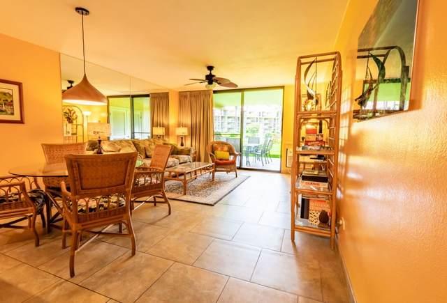 2695 S Kihei Rd 1-105, Kihei, HI 96753 (MLS #390193) :: Maui Lifestyle Real Estate | Corcoran Pacific Properties