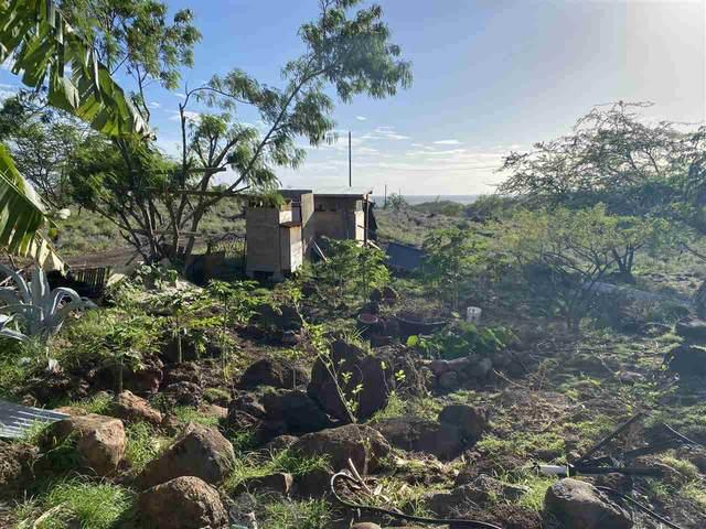 87 Opua Pl, Kaunakakai, HI 96748 (MLS #390210) :: 'Ohana Real Estate Team