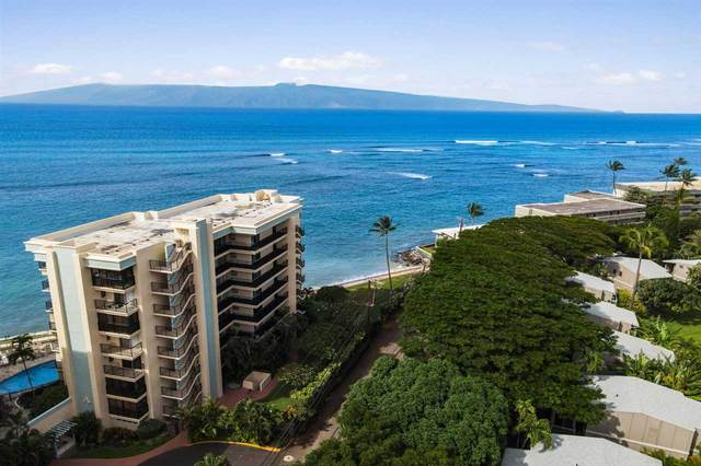 4401 Lower Honoapiilani Rd A101, Lahaina, HI 96761 (MLS #390212) :: Speicher Group