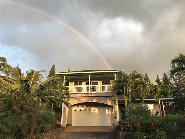 35 Kahana Ridge Pl, Lahaina, HI 96761 (MLS #390363) :: 'Ohana Real Estate Team
