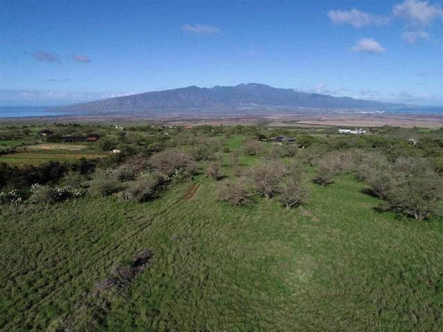 0 Ikena Kai Pl Lot F, Kula, HI 96790 (MLS #390392) :: EXP Realty