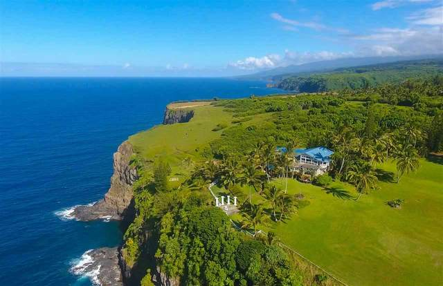 170 Door Of Faith Rd, Haiku, HI 96708 (MLS #390396) :: Speicher Group