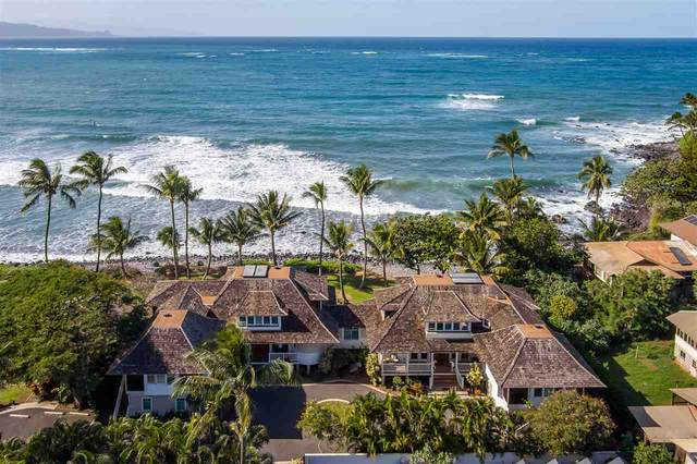 137 Hana Hwy B, Paia, HI 96779 (MLS #390424) :: LUVA Real Estate