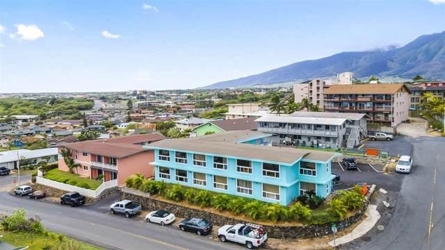 1697 Nana St, Wailuku, HI 96793 (MLS #390470) :: LUVA Real Estate