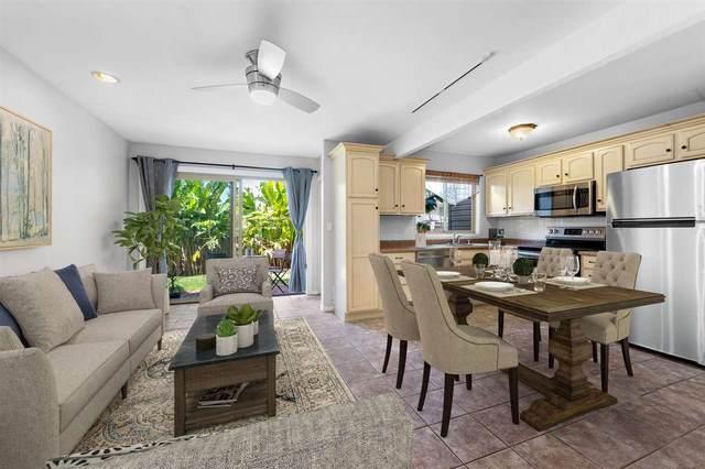 1010 Front St A103, Lahaina, HI 96761 (MLS #390474) :: Corcoran Pacific Properties