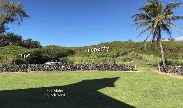 35170 Piilani Hwy, Hana, HI 96713 (MLS #390486) :: Coldwell Banker Island Properties