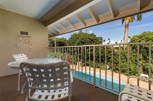 26 Napili Pl #223, Lahaina, HI 96761 (MLS #390538) :: LUVA Real Estate