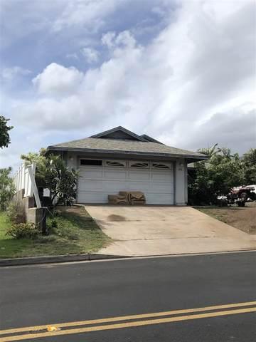 352 Kuualoha St, Kahului, HI 96732 (MLS #390577) :: 'Ohana Real Estate Team