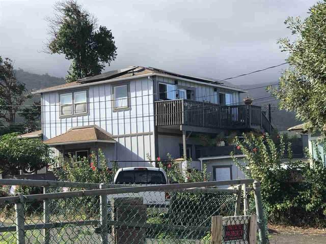2114 Milo St, Wailuku, HI 96793 (MLS #390578) :: 'Ohana Real Estate Team