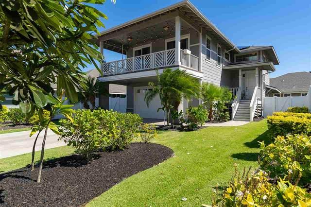 16 Onini St, Kahului, HI 96732 (MLS #390592) :: Maui Lifestyle Real Estate   Corcoran Pacific Properties