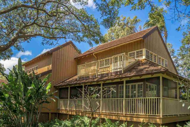 100 Lio Pl T1, Maunaloa, HI 96770 (MLS #390602) :: Maui Lifestyle Real Estate | Corcoran Pacific Properties
