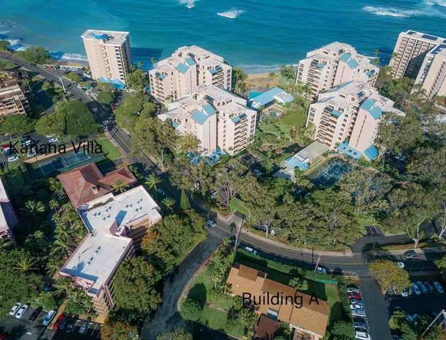 4242 Lower Honoapiilani Rd A15, Lahaina, HI 96761 (MLS #390662) :: Maui Lifestyle Real Estate | Corcoran Pacific Properties