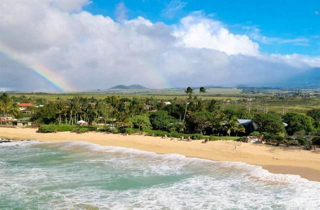 33 Hana Hwy, Paia, HI 96779 (MLS #390712) :: LUVA Real Estate