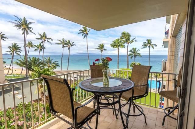 2450 S Kihei Rd #402, Kihei, HI 96753 (MLS #390722) :: 'Ohana Real Estate Team