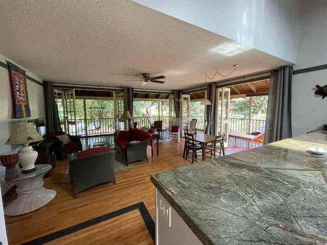 100 Lio Pl T4, Maunaloa, HI 96770 (MLS #390772) :: Maui Lifestyle Real Estate | Corcoran Pacific Properties