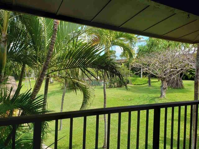 3788 Lower Honoapiilani Rd A215, Lahaina, HI 96761 (MLS #390937) :: 'Ohana Real Estate Team