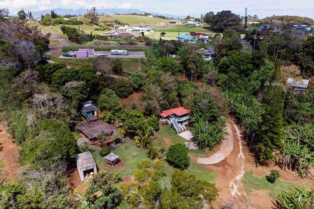 2665 Kaupakalua Rd, Haiku, HI 96708 (MLS #391132) :: 'Ohana Real Estate Team
