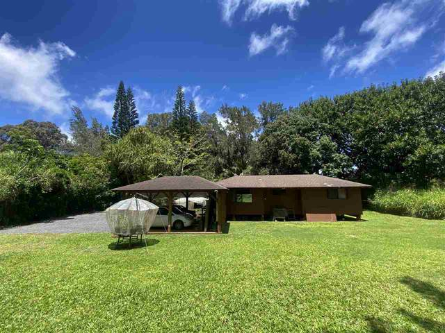 1727 Kauhikoa Rd, Haiku, HI 96708 (MLS #391141) :: 'Ohana Real Estate Team