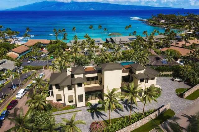 5385 Lower Honoapiilani Rd, Lahaina, HI 96761 (MLS #391151) :: Corcoran Pacific Properties