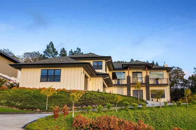 42 Kaalele Pl, Kula, HI 96790 (MLS #391170) :: Maui Lifestyle Real Estate | Corcoran Pacific Properties