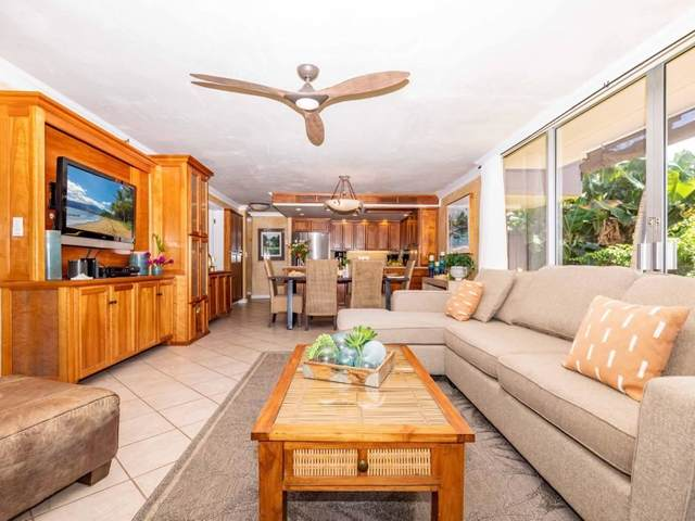 2661 Kekaa Dr K100-101, Lahaina, HI 96761 (MLS #391334) :: Coldwell Banker Island Properties