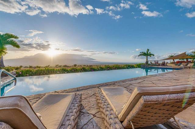 75 Opalipali Pl, Kula, HI 96790 (MLS #391637) :: LUVA Real Estate