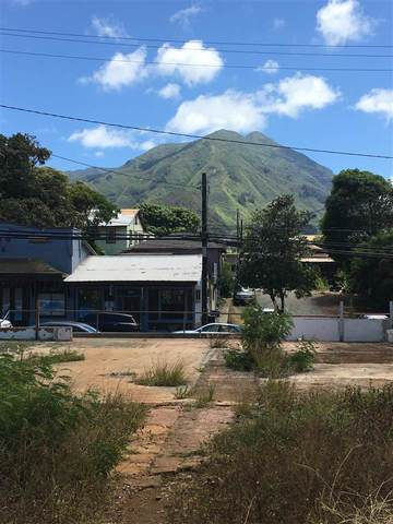 158 N Market St, Wailuku, HI 96793 (MLS #391935) :: LUVA Real Estate