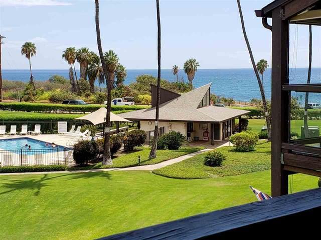 2737 S Kihei Rd #316, Kihei, HI 96753 (MLS #391946) :: Maui Lifestyle Real Estate | Corcoran Pacific Properties